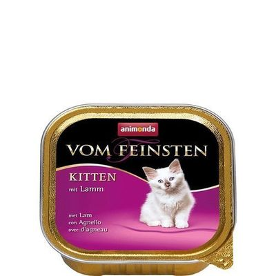 Animonda Feinstein Kitten Lammas 100g