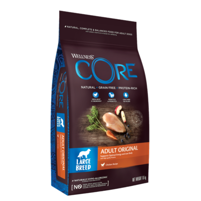 CORE Dog Large Breed ADULT ORIGINAL Chicken DRY 12kg