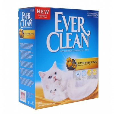 EverClean Litterfree Paws 10l