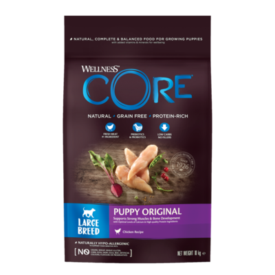 CORE Dog Large Breed PUPPY ORIGINAL Chicken DRY 12kg