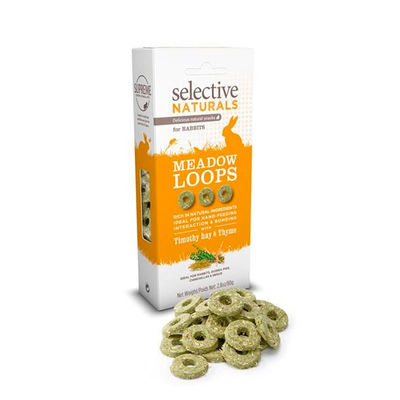 Selective Meadow Loops for rabbits 80g